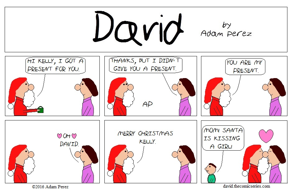 David is Santa part 4